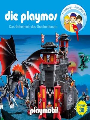 cover image of Die Playmos--Das Original Playmobil Hörspiel, Folge 38