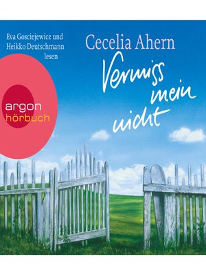 cover image of Vermiss mein nicht