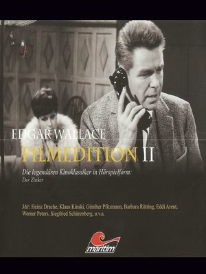 cover image of Edgar Wallace--Filmedition, Folge 4