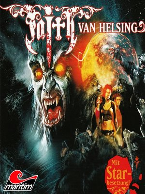 cover image of Faith--The Van Helsing Chronicles, Folge 20