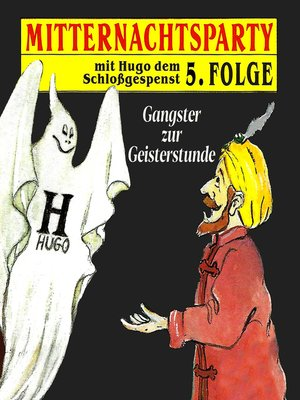 cover image of Mitternachtsparty, Folge 5