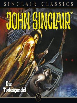 cover image of John Sinclair, Classics, Folge 34