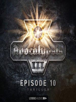 cover image of Apocalypsis, Staffel 3, Folge 10
