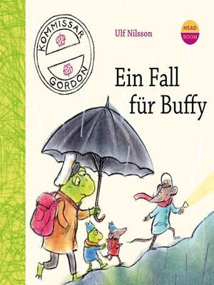 cover image of Ein Fall für Buffy--Kommissar Gordon