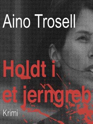 cover image of Holdt i et jerngreb