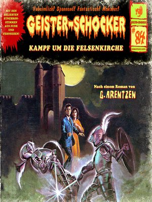 cover image of Geister-Schocker, Folge 84