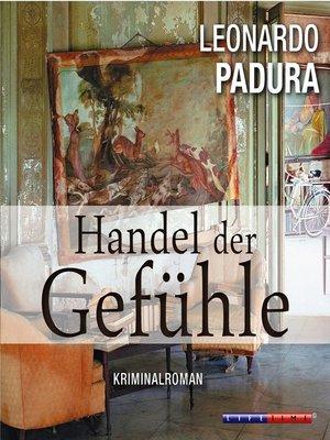cover image of Handel der Gefühle