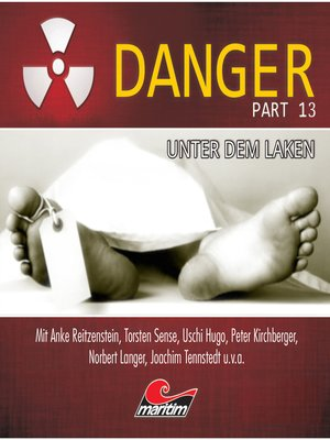 cover image of Danger, Part 13