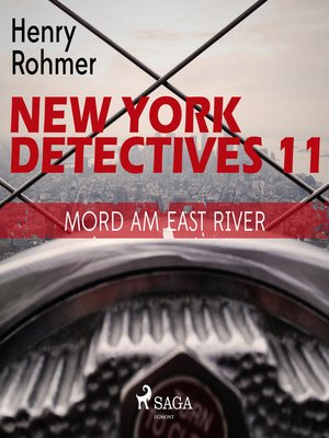 cover image of Mord am East River--New York Detectives 11 11