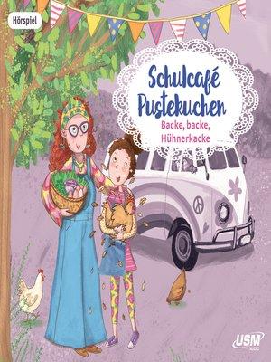cover image of Schulcafé Pustekuchen, Teil 2