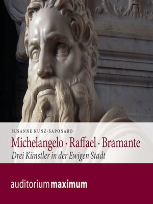 cover image of Michelangelo--Raffael--Bramante