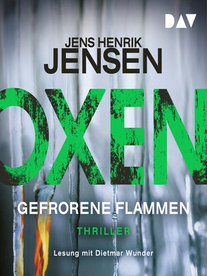 cover image of Gefrorene Flammen--Oxen 3