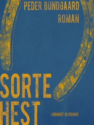 cover image of Sorte hest
