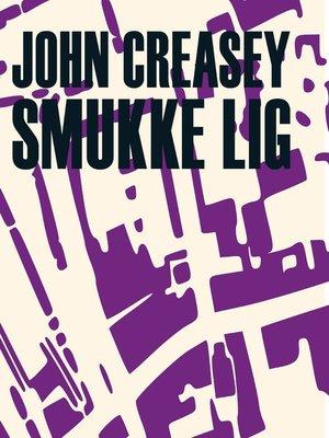 cover image of Smukke lig