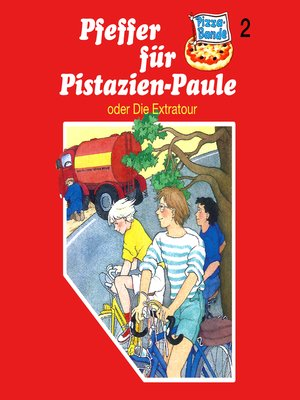 cover image of Pizzabande, Folge 2