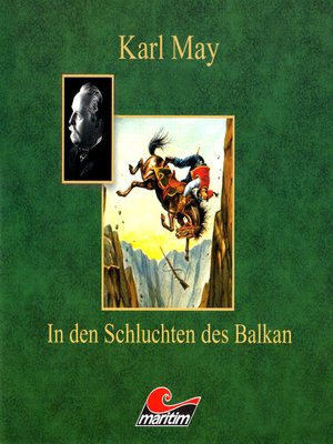 cover image of Karl May, In den Schluchten des Balkan