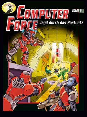 cover image of Computer Force, Folge 2