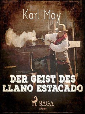 cover image of Der Geist des Llano Estacado