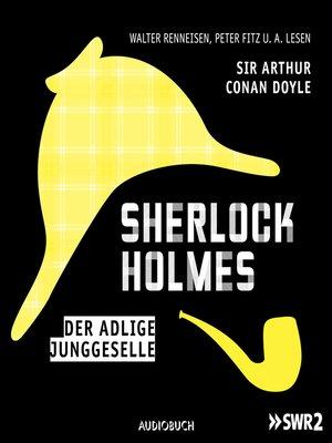 cover image of Sherlock Holmes, Folge 1