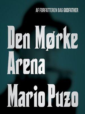 cover image of Den mørke arena