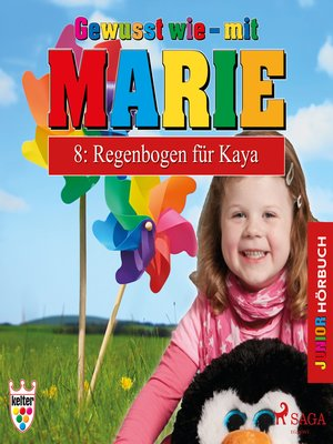 cover image of Gewusst wie--mit Marie, 8