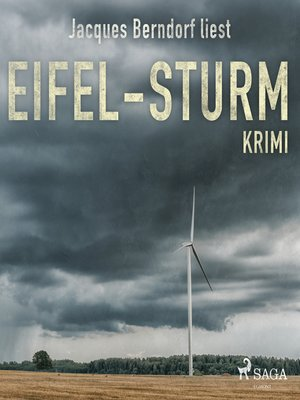 cover image of Eifel-Sturm--Kriminalroman aus der Eifel