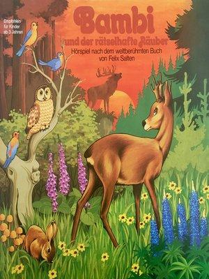 cover image of Bambi, Folge 3