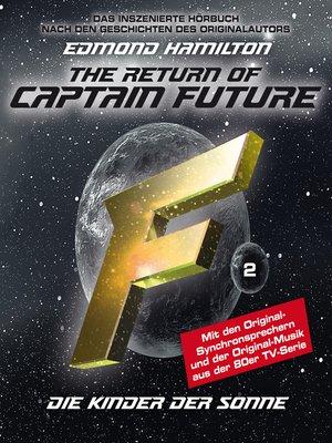 cover image of Captain Future, Folge 2