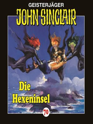 cover image of John Sinclair, Folge 70