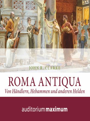 cover image of Roma Antiqua