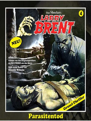 cover image of Larry Brent, 4