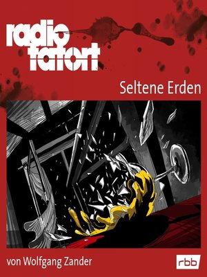 cover image of Radio Tatort rbb--Seltene Erden