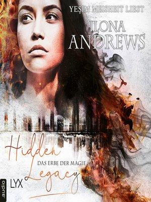 cover image of Das Erbe der Magie--Hidden Legacy--Nevada-Baylor-Serie, Teil 1