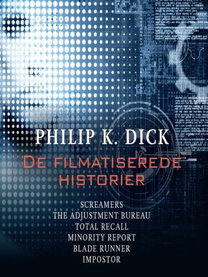 cover image of De filmatiserede historier