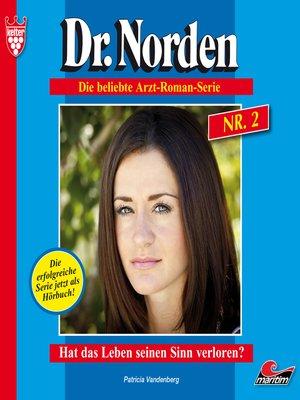 cover image of Dr. Norden, Folge 2