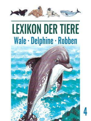 cover image of Lexikon der Tiere, Folge 4