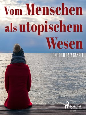 cover image of Vom Menschen als utopischem Wesen