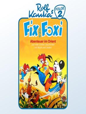 cover image of Abenteuer im Orient
