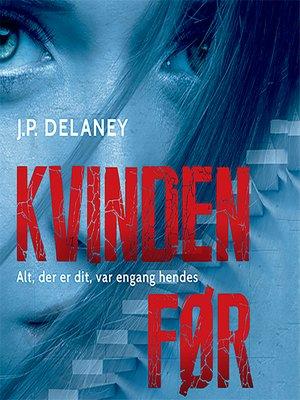 cover image of Kvinden før