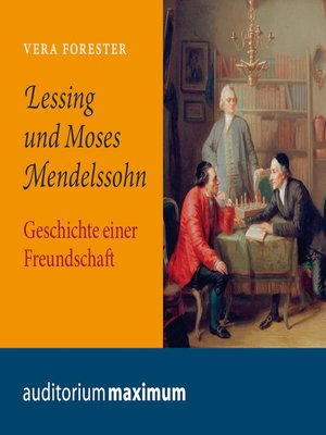 cover image of Lessing und Moses Mendelssohn
