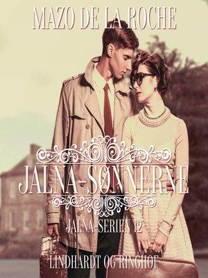 cover image of Jalna-serien, bind 12