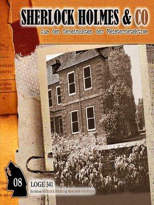 cover image of Sherlock Holmes & Co, Folge 8