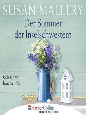 cover image of Der Sommer der Inselschwestern