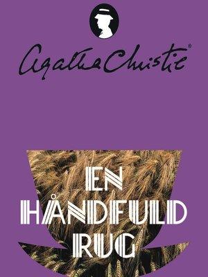 cover image of En håndfuld rug