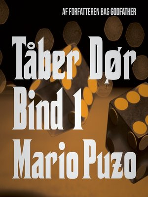 cover image of Tåber dør, bind 1