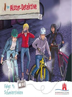 cover image of Die Alster-Detektive, Folge 4