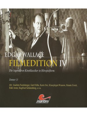 cover image of Edgar Wallace--Filmedition, Folge 12
