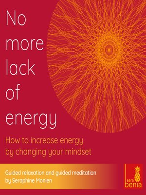 cover image of No More Lack Of Energy