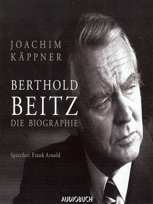 cover image of Berthold Beitz