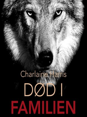cover image of Død i familien--True Blood 10